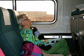 Senior Traveler