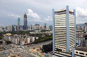 China, Shenzhen Cityscape