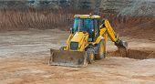 Tractor Excavating