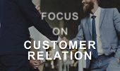 Customer Relation Advice Service Client  poster
