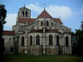 France Vezelay Exterior