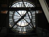 France Paris D'Orsay Clock