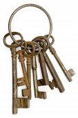 Rusty Keys