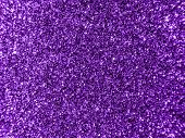 Background Sequin. Purple Background. Glitter Surfactant. Holiday Abstract Glitter Background With B poster