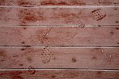 Frosted Wood Background