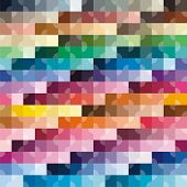 VECTOR - Abstract Colorful Background - 512 Colors Combination - Attractive Random Colors Wrapping