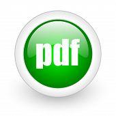 pdf web button