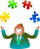 Juggling Jigsaw