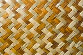 Maori Woven Design Background