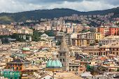 City Center�of Genoa, Italy