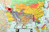 Asien einkaufen