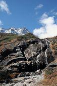 Tenga Waterfall - Nepal