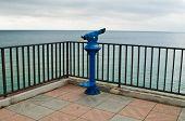 Blue Public Telescope