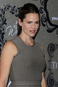 LOS ANGELES - OCT 5:  Jennifer Garner arrives at the Variety's 4th Annual Power Of Women Event at Be