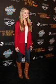 LOS ANGELES - OCT 7:  Greer Grammer arrives at the 4th Annual Los Angeles Haunted Hayride VIP Premie