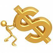 Segurar queda do dólar