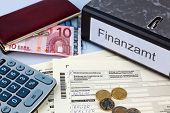 a german tax return for income tax is required.