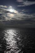 Blue Sea Sky, Storm, Tempest