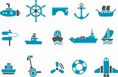 foto of u-boat  - Vector icons pack  - JPG