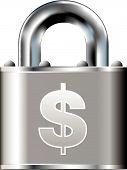 Lock-currency dollar