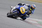 26 Sept 2009; Silverstone England: Rider number 101 Gary Mason GBR riding for Quay Garage during the