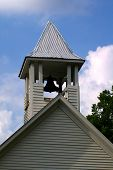 Primitive Baptist Church Bell Tower