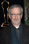 Steven Spielberg at the 85th Academy Awards Nominations Luncheon, Beverly Hilton, Beverly Hills, CA