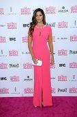 Camilla Alves at the 2013 Film Independent Spirit Awards, Private Location, Santa Monica, CA 02-23-13