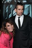 Noomi Rapace, Colin Farrell at the