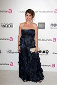 Nia Vardalos at the Elton John Aids Foundation 21st Academy Awards Viewing Party, West Hollywood Par