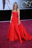 Jennifer Aniston at the 85th Annual Academy Awards Arrivals, Dolby Theater, Hollywood, CA 02-24-13