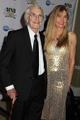 Martin Landau and Gretchin Becker at the 23rd Annual Night Of 100 Stars Black Tie Dinner Viewing Gal