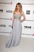 Lydia Hearst at the Elton John Aids Foundation 21st Academy Awards Viewing Party, West Hollywood Par