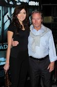Blanca Blanco, John Savage at the