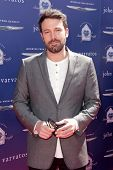 Ben Affleck at the 10th Annual John Varvatos Stuart House Benefit, John Varvatos Boutique, Beverly H