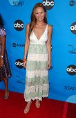 PASADENA, CA - JULY 19: Moon Bloodgood at the Disney ABC Television Group All Star Party on July 19, 2006 at Kidspace Children's Museum in Pasadena, CA.