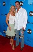 PASADENA, CA - JULY 19: Jessica Canseco and Dr. Garth Fisher at the Disney ABC Television Group All Star Party on July 19, 2006 at Kidspace Children's Museum in Pasadena, CA.