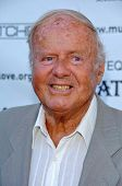 MALIBU, CA - AUGUST 05: Dick Van Patten at