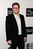 Seth Rogen at the L.A. Gay And Lesbian Center Hosts 'An Evening' honoring Amy Pascal and Ralph Ricci