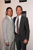 David Burtka, Neil Patrick Harris at the L.A. Gay And Lesbian Center Hosts 'An Evening' honoring Amy Pascal and Ralph Ricci, Beverly Wilshire, Beverly Hills, CA 03-21-13