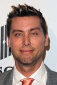 Lance Bass at the L.A. Gay And Lesbian Center Hosts 'An Evening' honoring Amy Pascal and Ralph Ricci, Beverly Wilshire, Beverly Hills, CA 03-21-13