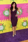 Maria Canals-Barrera at Nickelodeon Choice Awards, USC Galen Center, Los Angeles, CA 03-23-13
