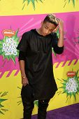 Jaden Smith at Nickelodeon's 26th Annual Kids' Choice Awards, USC Galen Center, Los Angeles, CA 03-23-13