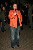 HOLLYWOOD - AUGUST 25: Rosie O'Donnell at the