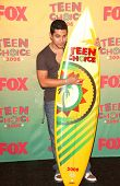 UNIVERSAL CITY - AUGUST 20: Wilmer Valderrama at the 2006 Teen Choice Awards - Press Room at Gibson