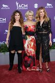 Shania Twain, Carrie Underwood and Faith Hill  at the 48th Annual Academy Of Country Music Awards Arrivals, MGM Grand Garden Arena, Las Vegas, NV 04-07-13