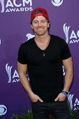 Kip Moore at the 48th Annual Academy Of Country Music Awards Arrivals, MGM Grand Garden Arena, Las V