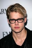BEVERLY HILLS - SEPTEMBER 27: Chord Overstreet at Teen Vogue's 10th Anniversary Annual Young Hollywo
