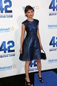 Calista Flockhart at the
