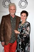 Anthony Geary, Jane Elliot at General Hospital: Celebrating 50 Years and Looking Forward, Paley Center for Media, Beverly Hills, CA 04-12-13